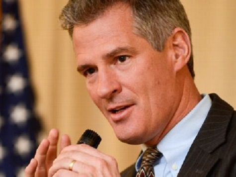 Scott Brown: 'We Would Not Be Worrying About Ebola Right Now' If Romney Won