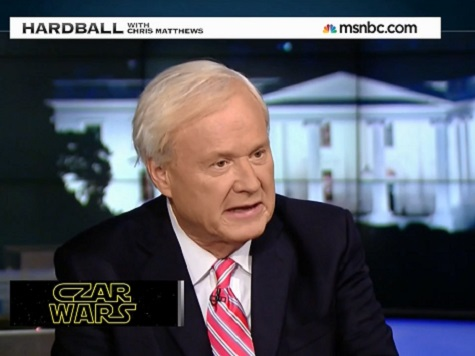 Chris Matthews: Cruz 'Tribal' Against Hispanics and Black People
