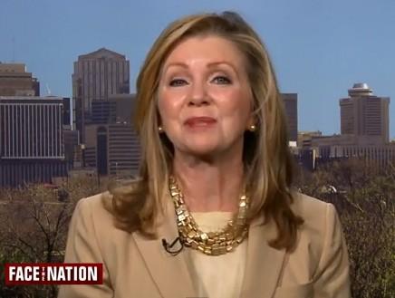 Watch: Marsha Blackburn Slams Obama's 'Spin' Doctor Ebola Czar
