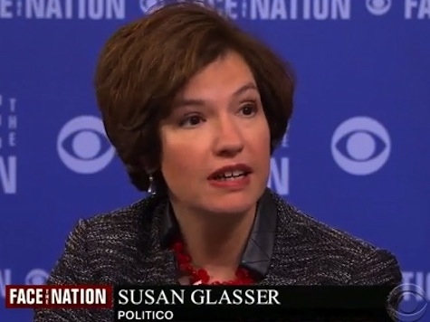 Politico's Glasser: WH Worried Ebola Will Hurt Them in Midterms