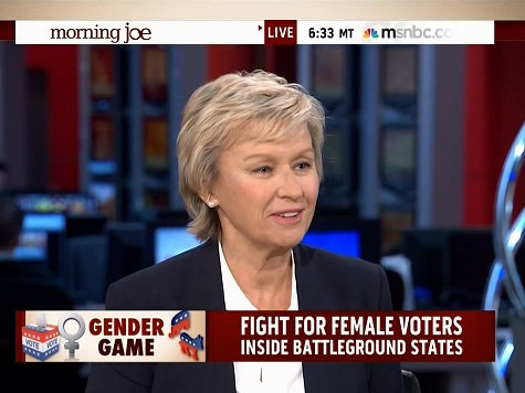 Tina Brown: Obama Makes Women Feel 'Unsafe'