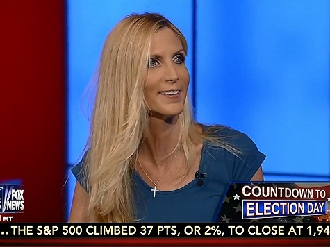 Coulter: This Election Is Too Important to Sit Out