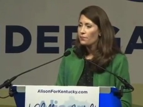 Alison Lundergan Grimes: I Won't Be 'Bullied' by Chuck Todd
