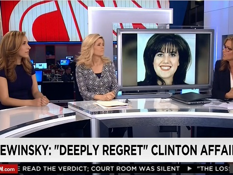 CNN: 'Why Are People so Darn Mean' to Lewinsky?