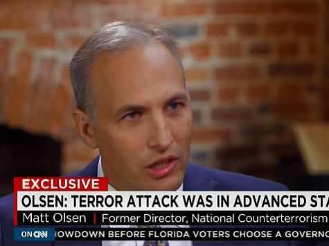 Fmr. Obama NCTC Head: Khorasan 'In the Same Place' as Before Airstrikes