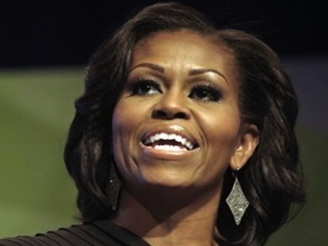 Michelle Obama Attempts Bruce Braley Correction: I Don't Get My Kids Names Right