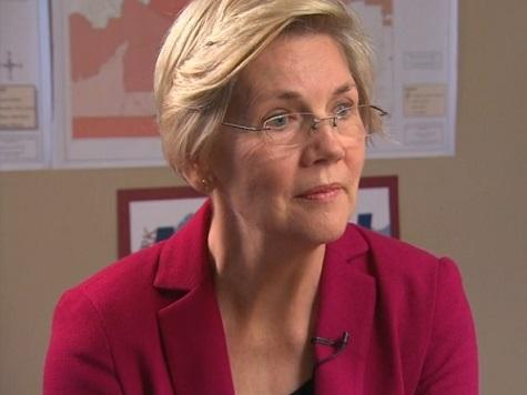 Elizabeth Warren: Male Senators Treat Me Differently Because I'm a Woman