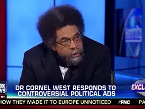 Cornel West: Dem Race-Baiting Ads 'Wrong,' Slams GOP