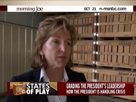 Kay Hagan Struggles to Answer If Obama Is a Strong Leader