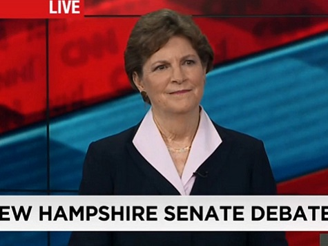 Shaheen: I'm 'Proud' of Voting With Obama 99% Of The Time