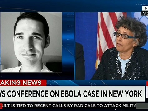 NYC Ebola Patient Rode Subway After Return from Guinea