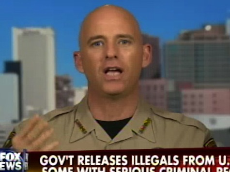 AZ Sheriff: Obama Administration Refusing to Give Law Enforcement Names of Criminal Illegals