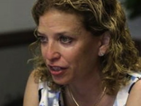 DNC Chair Awkwardly Claims Obama Is Campaigning in Unspecified Competitive Senate Races