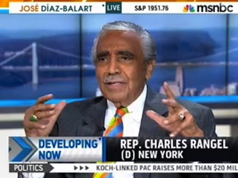 Charlie Rangel: ISIS Is 'Not a Threat to Our National Security'
