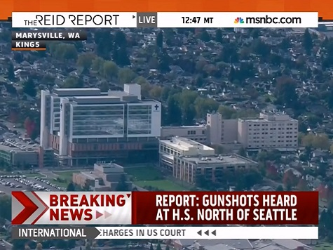MSNBC Uses School Shooting Coverage to Push Gun Control