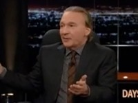 Maher: Mike Brown 'Wasn't a Gentle Giant,' Was 'Acting Like a Thug'