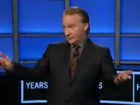 Maher Mocks Critics on Islam