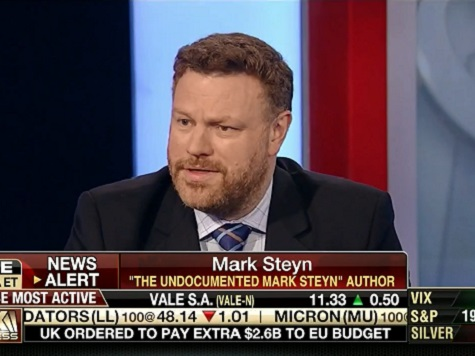 Steyn: No Such Thing as 'Lone Wolf' Terrorism