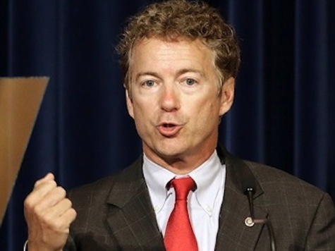 Rand Paul: The World Does Not Have an Islam Problem, It Has a Dignity Problem
