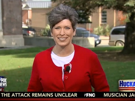 Joni Ernst: Stop With the 'War on Women' Claims