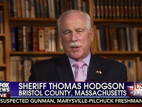 MA Sheriff: Obama 'Marginalizing Law Enforcement' on Immigration