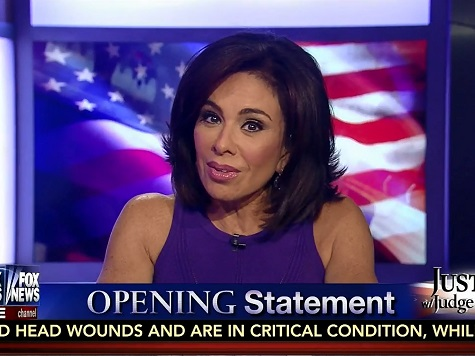 Pirro: Obama 'Doesn't Have the Guts' to Call Attacks Terrorism