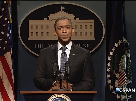 SNL Rips Obama on Ebola
