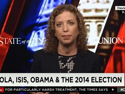 Wasserman Schultz: GOP Scarier Than Ebola, ISIS
