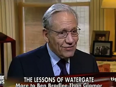 Woodward: Lots of Unanswered Questions on Obama's Involvement in IRS Scandal