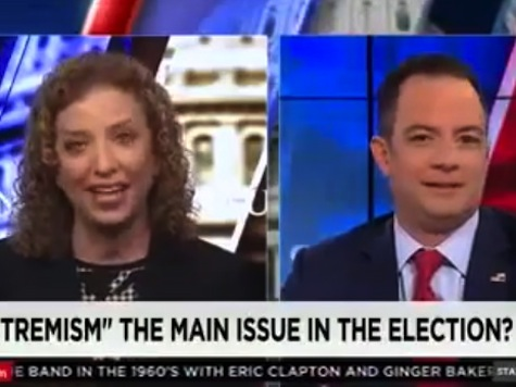 Priebus, Wasserman Schultz Debate Devolves Into Out-of-Control Shouting Match