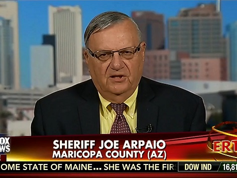 Sheriff Joe: 36% of Criminals Turned Over to ICE 'Keep Coming Back'
