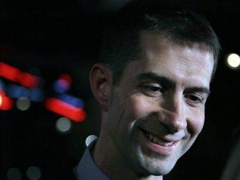 Tom Cotton: Immigration a 'Major Issue' in AR Race