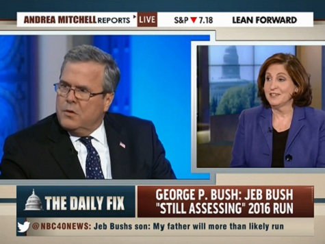 WaPo's Ruth Marcus: 'Way More Likely Than Not' Jeb Runs