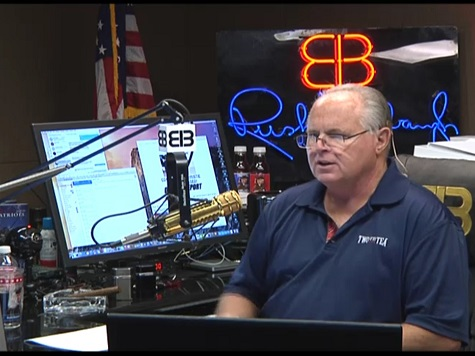 Rush Limbaugh: 'We Need to Quarantine Chris Christie'