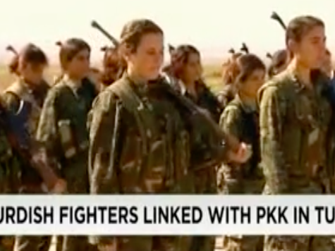 Kurdish Militia Embraces Women Fighters in Battle Against ISIS