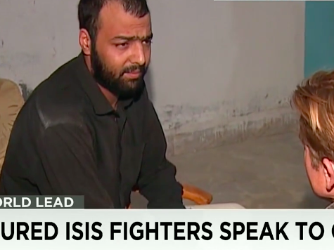 CNN Interviews Alleged ISIS Fighter