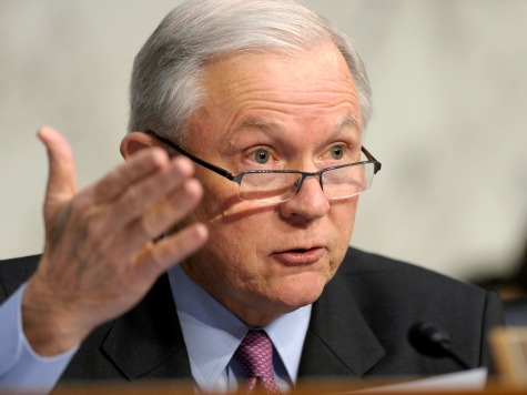 Sessions: Open Borders Will 'Destroy the Morale of Our Law Officers'