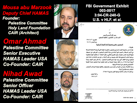 The United West: FBI Evidence Shows CAIR Leaders Tied to Hamas