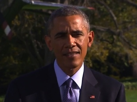 Obama: Ebola Is Something That Will Get Fixed