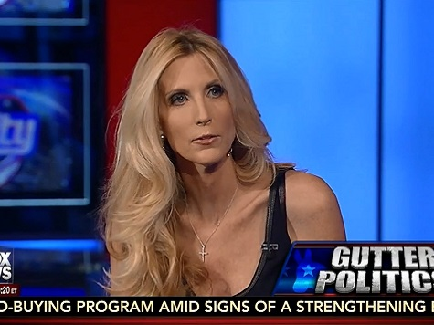 Coulter: Media '100% Lying' About Ernst