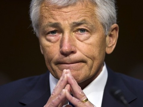 Hagel: 'I Think We Are Seeing a New World Order'