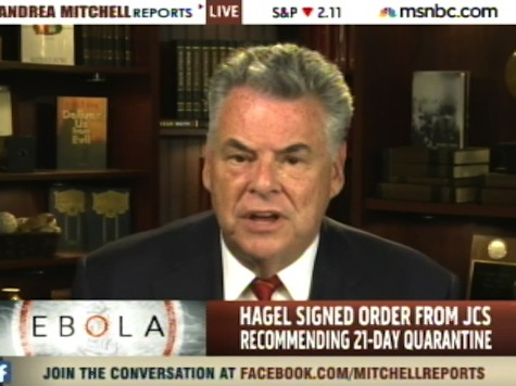 Peter King: White House Cyberattack Was Russia's Revenge for Ukraine Sanctions