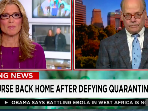 Dem Rep Compares Quarantines to Teri Schiavo