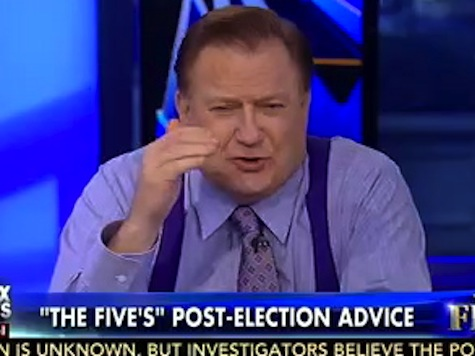 Watch: Bob Beckel Hopes GOP Picks Up at Least 12 House Seats