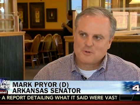 Pryor: Obama 'Has Been a Drag' on My Re-Election