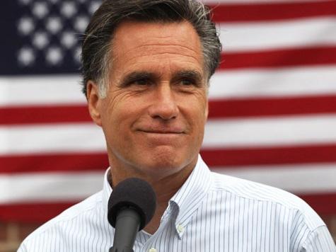 Mitt Romney: 'I'm Not Running, Not Planning on Running'