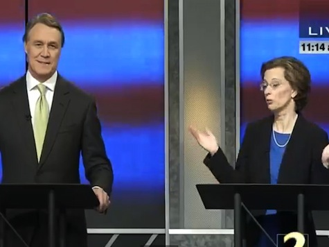 David Perdue: Michelle Nunn Supports Obama Importing 15 Million Foreign Workers