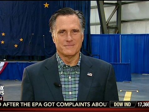 Romney: Election Will Be 'Complete Rejection' of Obama