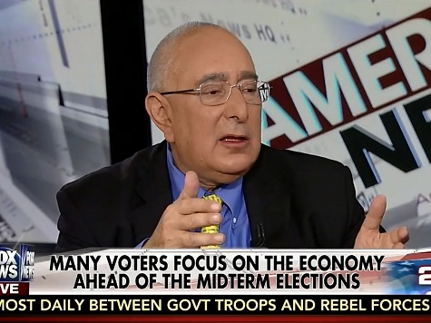 Ben Stein: 'This President Is the Most Racist President There Has Ever Been in America'