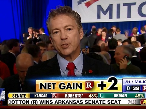 Rand: KY Senate Race Referendum on Hillary Clinton